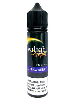 Twilight Vapor - Strawberry 60ml