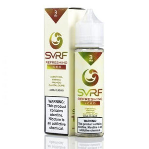 SVRF- Refreshing Iced- 60ml