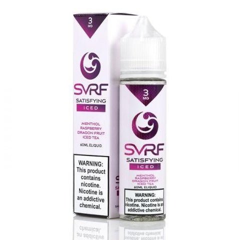 SVRF- Satisfying Iced- 60ml