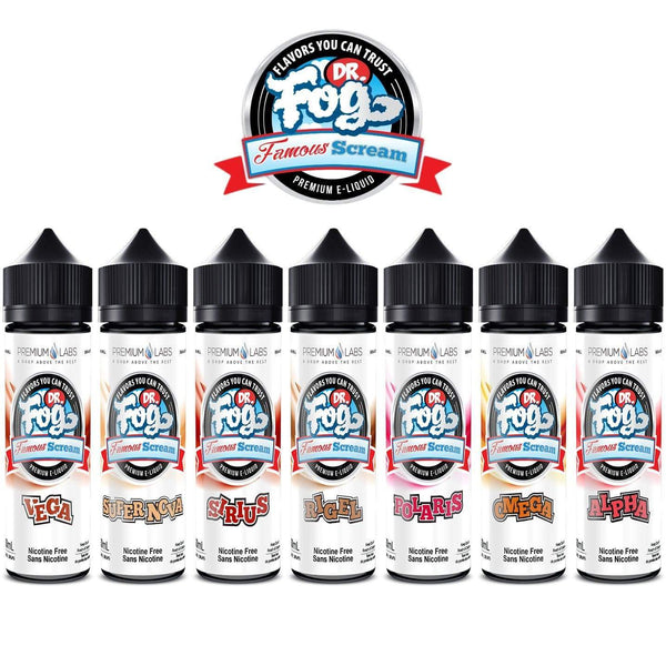 Premium Labs Dr. Fog's Famous Ice Cream Salt 30ml