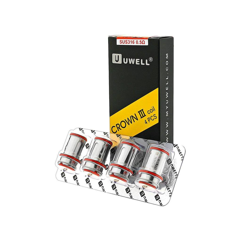 Uwell Crown 3 Replacement Coil - Single