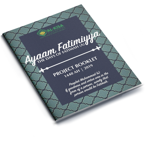 Ayaam Fatimiyyah 1440 | 2019 Project Booklet