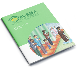 Al-Kisa Foundation & Kisa Kids Annual Report 2018
