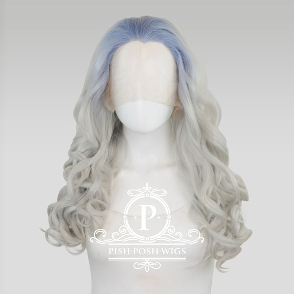 Stefeni Icicle Ombre Lace Front Wig Frontal View