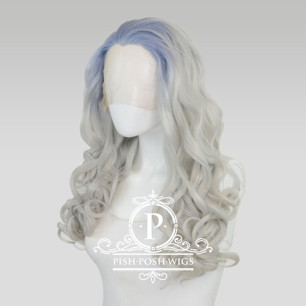 Stefeni Icicle Ombre Lace Front Wig Profile View
