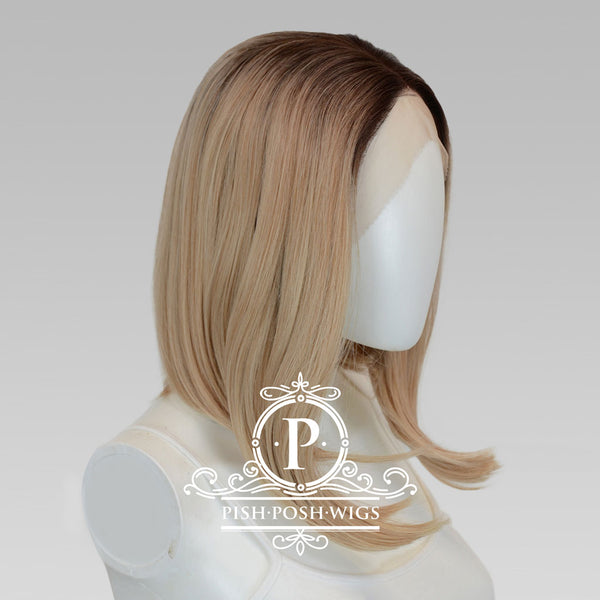 Gigi Sunflower Blonde Lace Front Wig Profile View