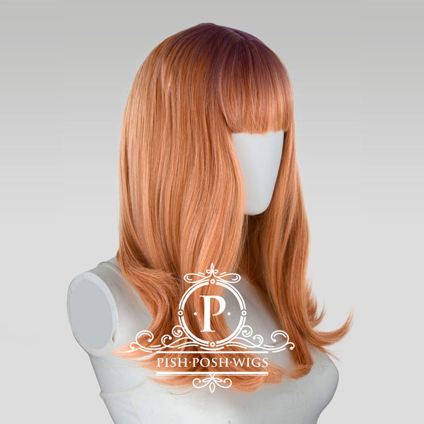 Tu Pink Champagne Ombre Natural Wig Profile View