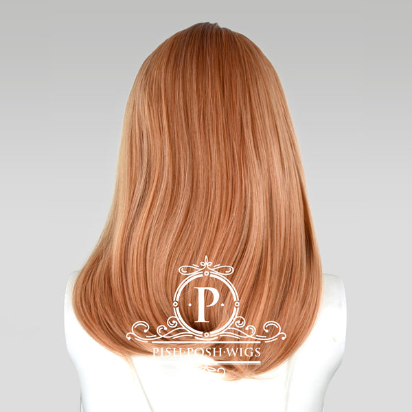 Tu Pink Champagne Ombre Natural Wig Back View