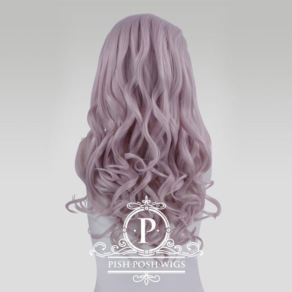 Stefeni Pink Pearl Lace Front Wig Back View