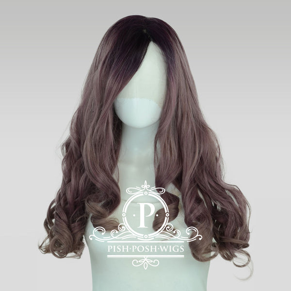 Stefeni Berri Ombre Lace Front Wig Frontal View