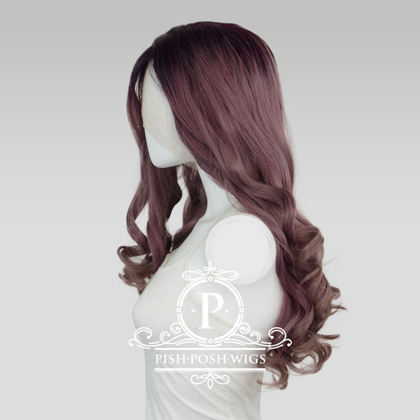 Stefeni Berri Ombre Lace Front Wig Side View