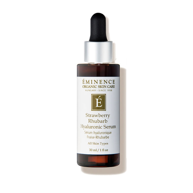 Strawberry Rhubarb Hyaluronic Serum by Eminence | Thai-Me Spa