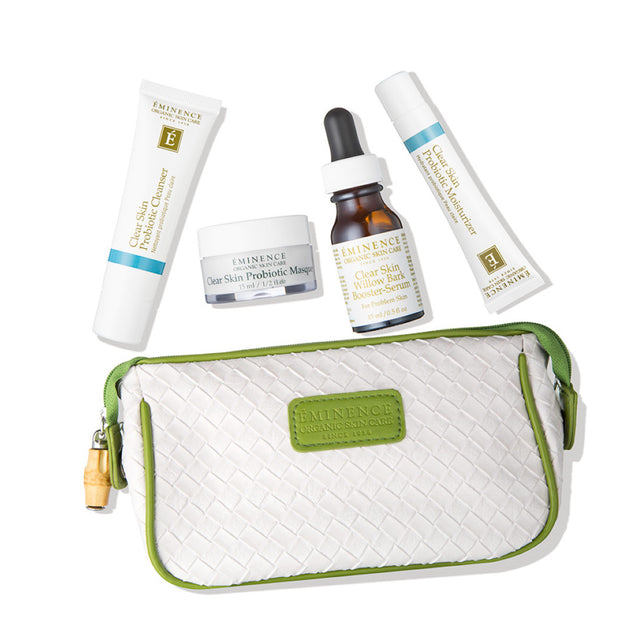 Clear Skin Starter Set by Eminence Organics | Thai-Me Spa