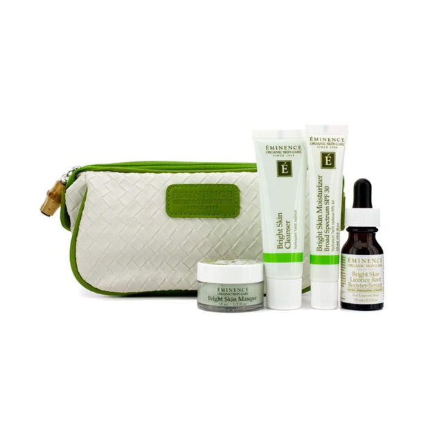 Bright Skin Starter Set by Eminence Organics | Thai-Me Spa