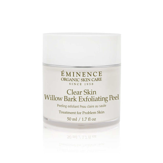 Clear Skin Willow Bark Exfoliating Peel by Eminence Organics | Thai-Me Spa