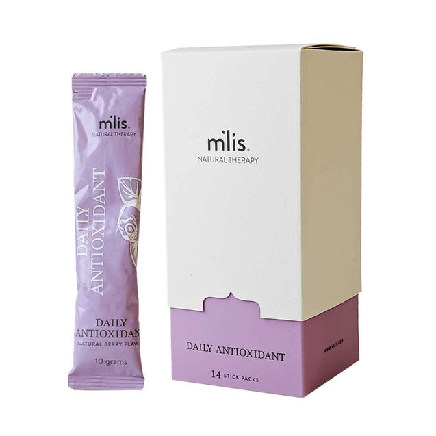 M'lis Daily Antioxidant Essentials Drink Mix - Thai-Me Spa - Hot Springs, AR