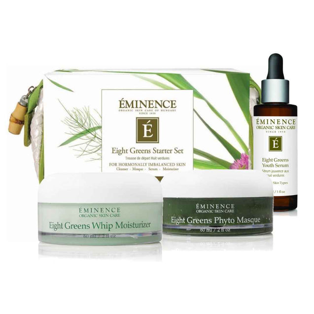Eight Greens Collection by Eminence Organics | Thai-Me Spa