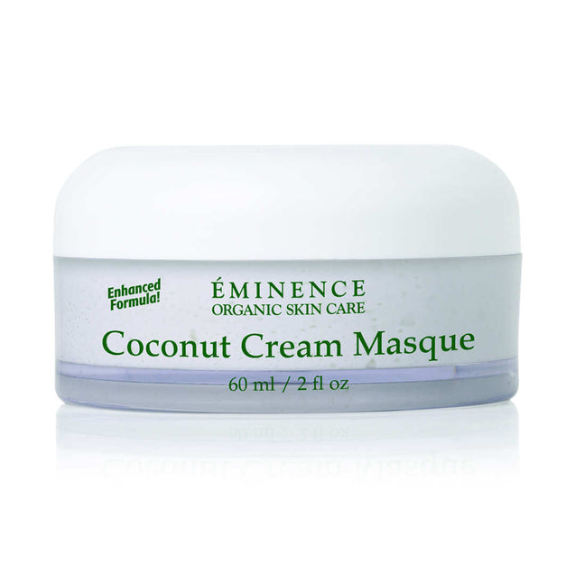 Coconut Cream Masque by Eminence Organics | Thai-Me Spa