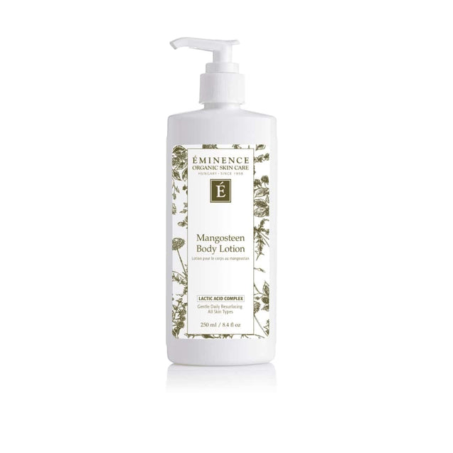 Eminence Organics Mangosteen Body Lotion - Thai-Me Spa in Hot Springs, AR