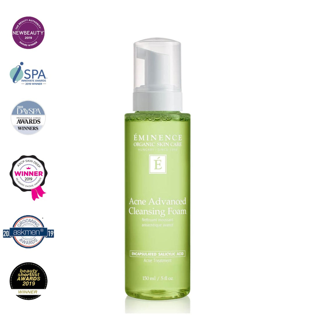 Acne Advanced Cleansing Foam