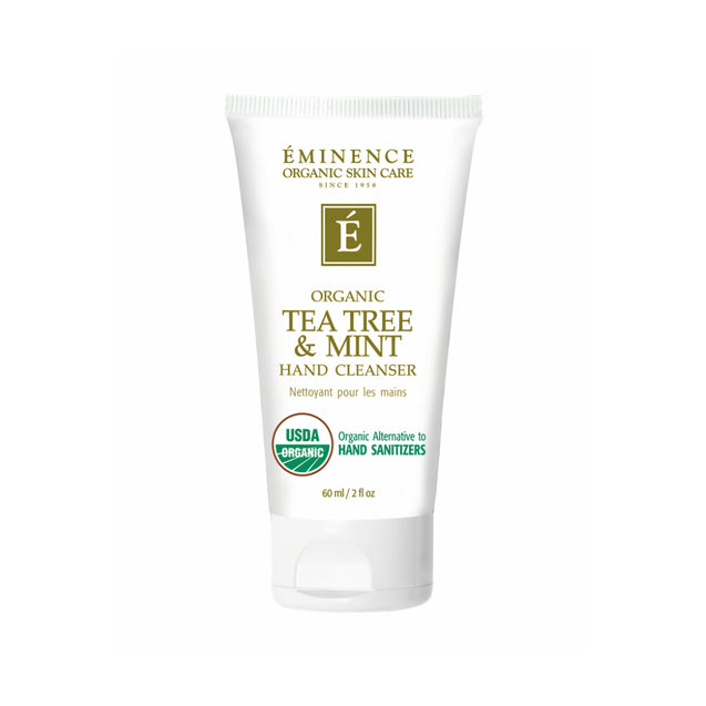 Tea Tree & Mint Hand Cleanser by Eminence Organics - Thai-Me Spa