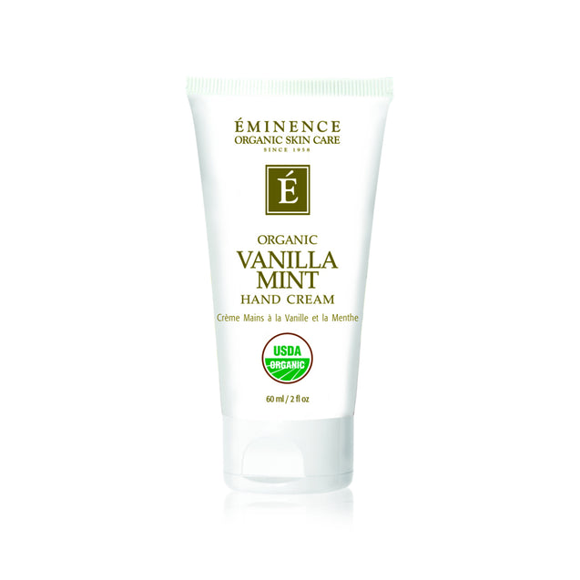Vanilla Mint Hand Cream by Eminence Organics - Thai-Me Spa