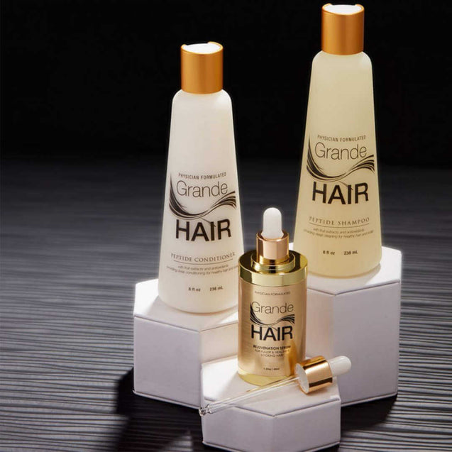 GrandeHAIR Collection Image | Thai-Me Spa