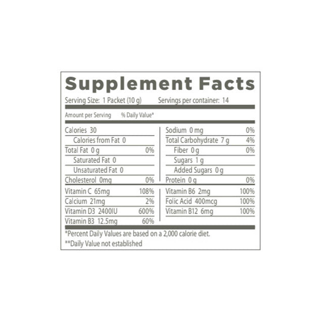 M'lis Healthy Heart Essentials Supplement Facts - Thai-Me Spa - Hot Springs, AR