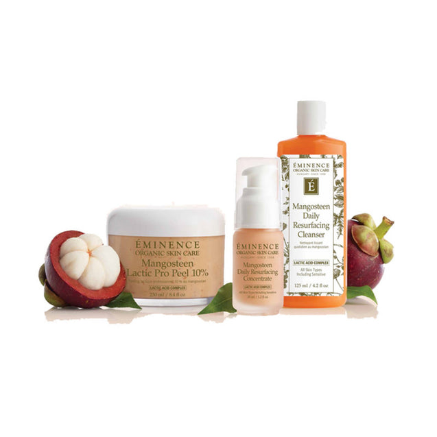 Eminence Organics Mangosteen Collection Image - Thai-Me Spa in Hot Springs, AR