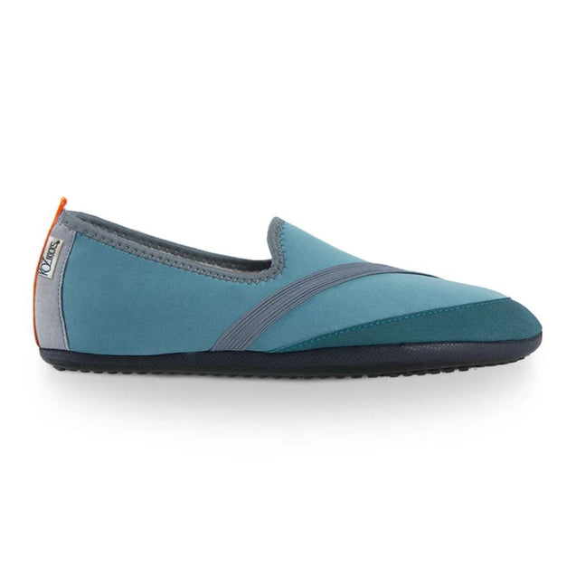 KOZIKICKS Men's Blue Slippers - Thai-Me Spa - Hot Springs, AR