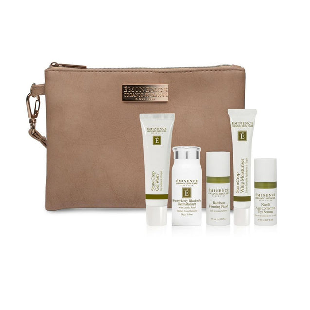 Must Have Minis Starter Set by eminence Organics | Thai-Me Spa