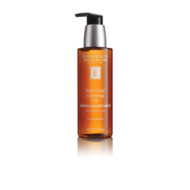 Stone Crop Cleansing Oil by Eminence Organics | Thai-Me Spa