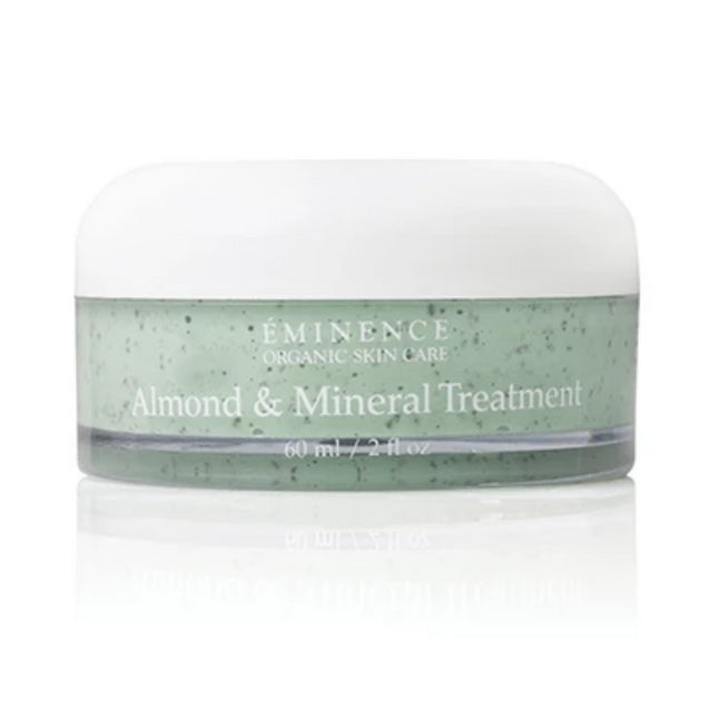 Almond & Mineral Treatment by Eminence Organics | Thai-Me Spa
