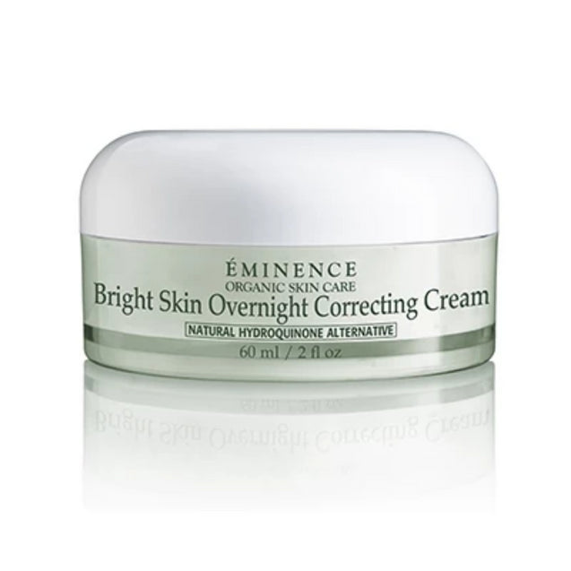 Bright Skin Overnight Correcting Cream by Eminence Organics | Thai-Me Spa