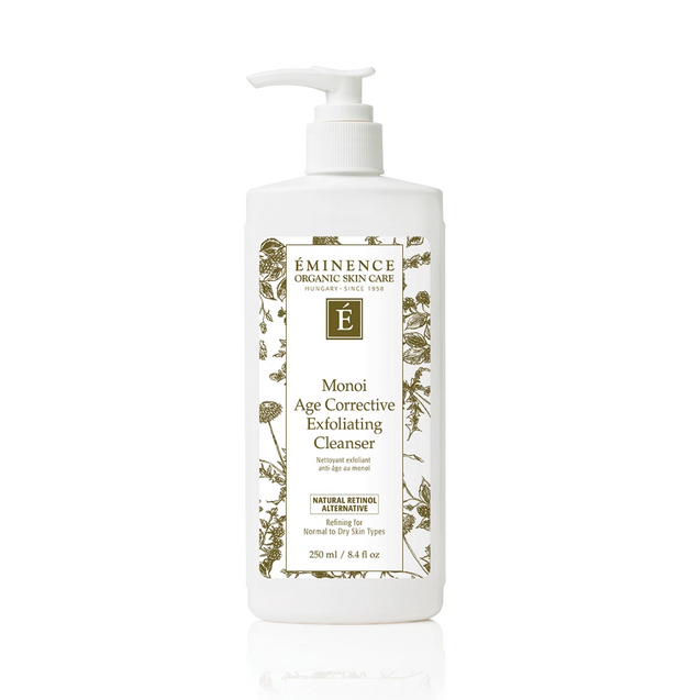 Monoi Age Corrective Exfoliating Cleanser by Eminence Organics - Available at Thai-Me Spa in Hot Springs, AR
