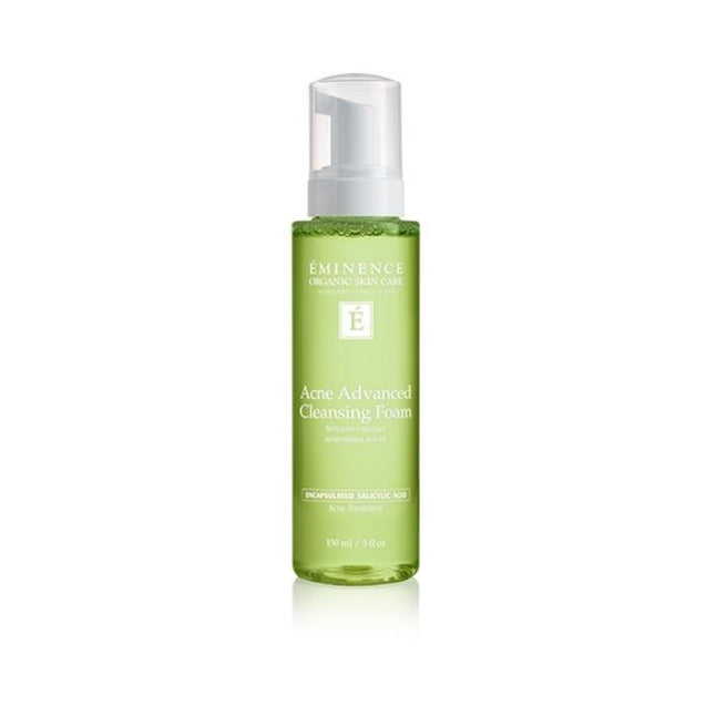 Acne Advanced Cleansing Foam by Eminence Organics | Thai-Me Spa