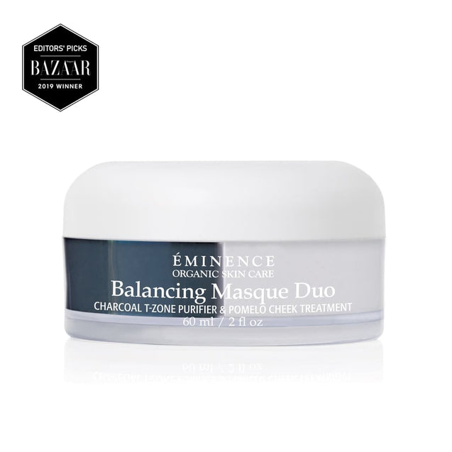 Eminence Organics Balancing Masque Duo - Award Winning Masque | Thai-Me Spa in Hot Springs, AR