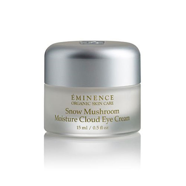 Snow Mushroom Moisture Cloud Eye Cream by Eminence Organics | Thai-Me Spa