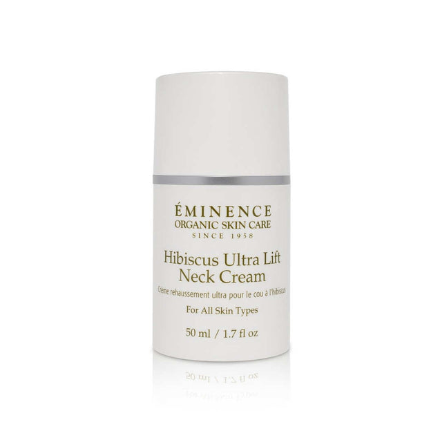Hibiscus Ultra Lift Neck Cream by Eminence Organics | Thai-Me Spa