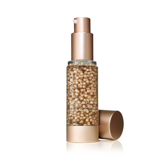 Jane Iredale Liquid Minerals - Liquid Foundation - Thai-Me Spa in Hot Springs, AR