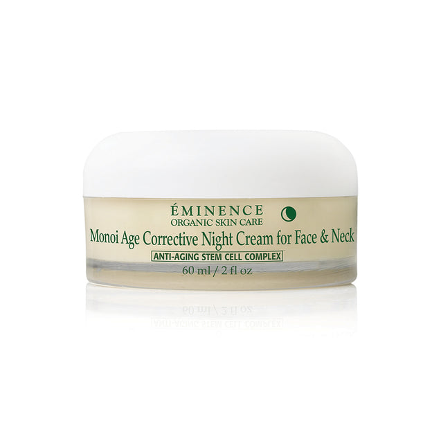 Monoi Age Corrective Night Cream for Face & Neck by Eminence Organics - Thai-Me Spa