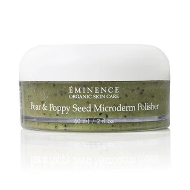 Pear & Poppy Seed Microderm Polisher by Eminence Organics | Thai-Me Spa