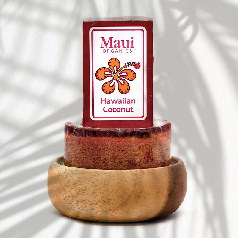 HAWAIIAN COCONUT MONKEYPOD CANDLE COLLECTION