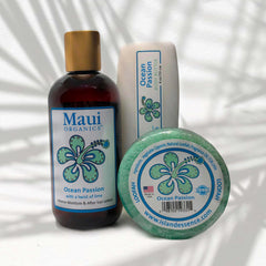 OCEAN PASSION MAUI ORGANICS TRIO COLLECTION