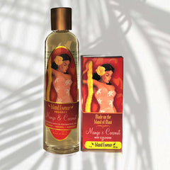 MANGO COCO VINTAGE COLOGNE & BATH OIL COLLECTION