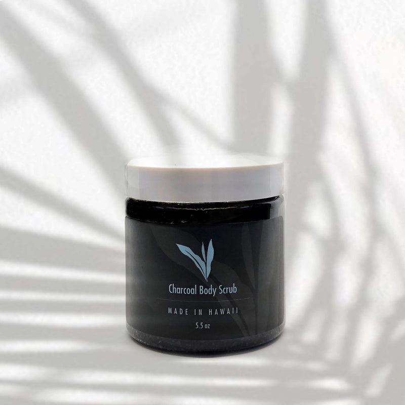 CHARCOAL FACE & BODY MASQUE