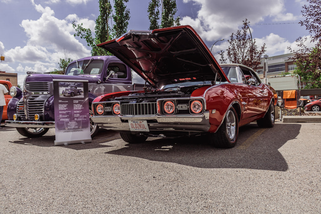 Show & Shine Participant Registration
