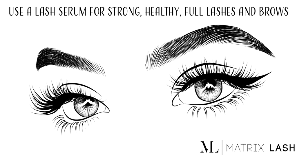 Eyelash & Eyebrow Growth Serum - Know the Benefits