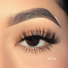 "Load image into Gallery viewer, 3D Mink False Lashes - ""Act Up"""
