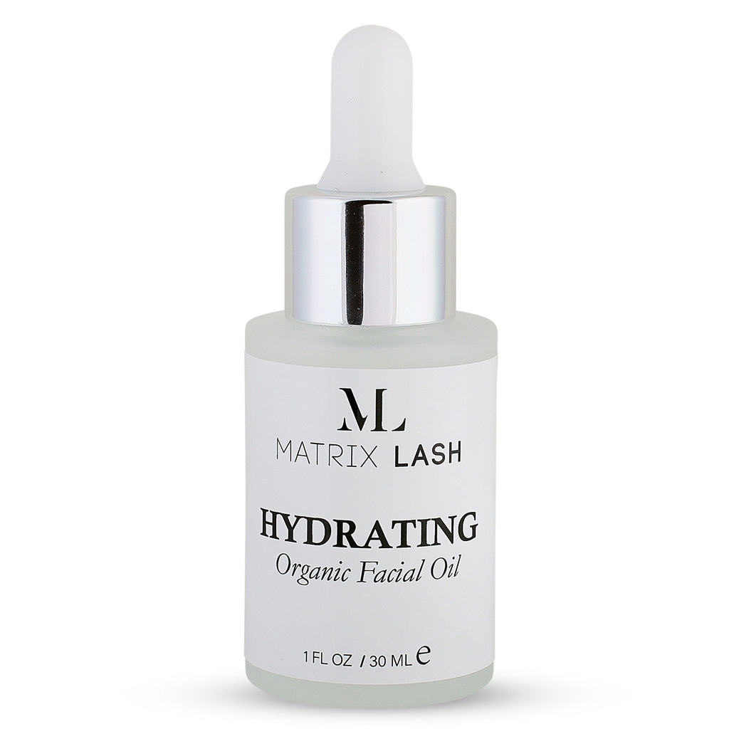 Hydrating Organic Facial Oil